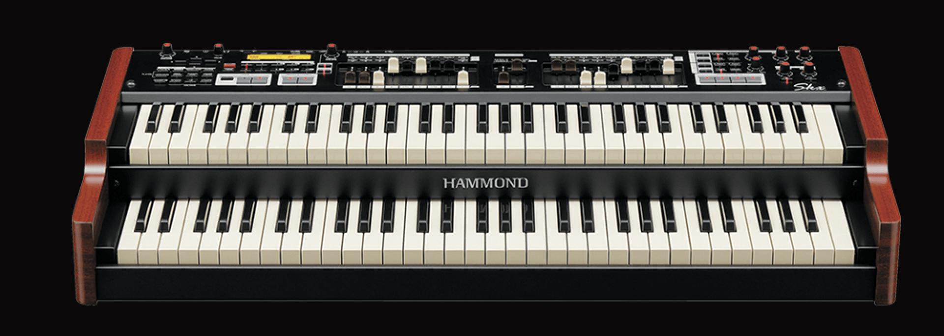 Hammond-organ-with-Leslie