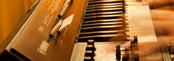 Hammond C3 organ with Leslie speaker
