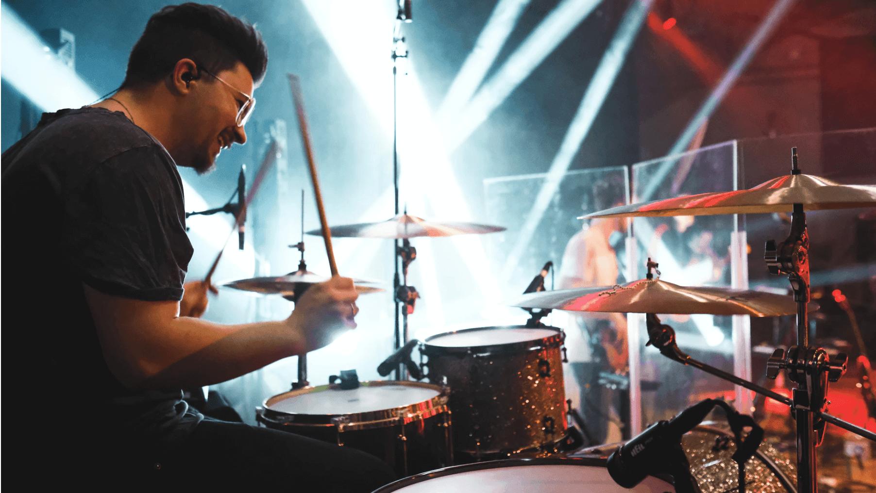 session-drummer