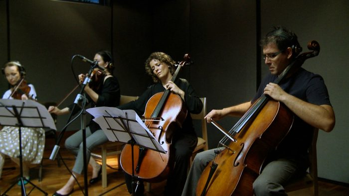 Live Strings Recording Services Online
