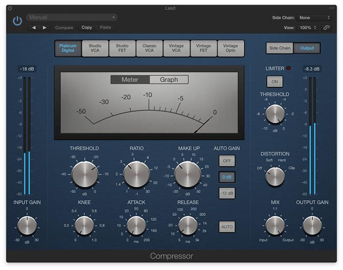 Mixing Music - Compressor