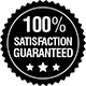 100% satisfaction guarantee - Supreme Tracks