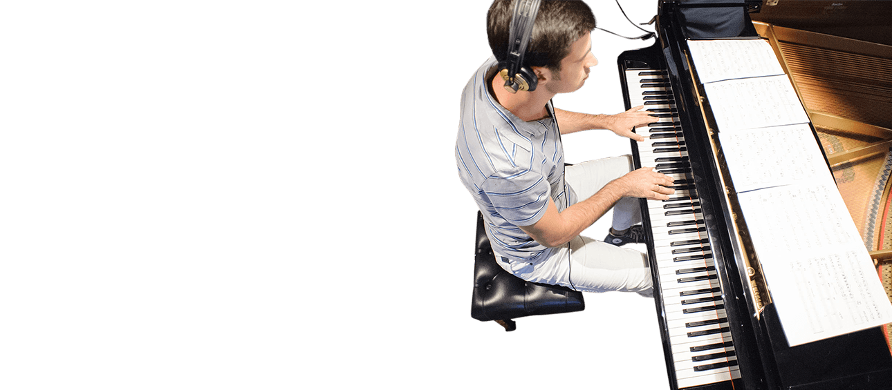Online Piano Recording Services | Session Piano Player