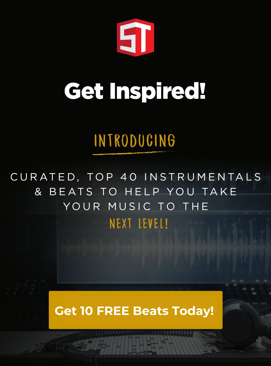 Free beats pack ad